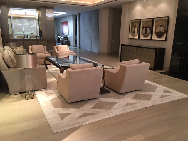 Enhance your Rental Property with an Area Rug.